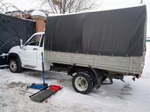 В Сети появились фотографии нового грузовика УАЗ, фото 2