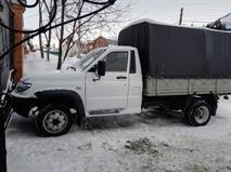 В Сети появились фотографии нового грузовика УАЗ, фото 1