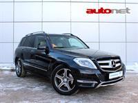 Mercedes-Benz GLK 220 BlueTEC 4MATIC
