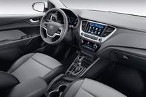 В Москве показали новый Hyundai Solaris