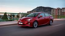 В России открыли прием заказов на новый Toyota Prius, фото 1