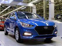 В Петербурге началась сборка нового Hyundai Solaris