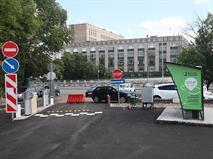 В Москве изменились тарифы на парковку со шлагбаумом