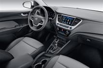 Названы официальные цены нового Hyundai Solaris