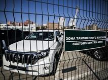Таможня РФ дала добро на иномарки без ЭРА-ГЛОНАСС