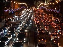 Москва заняла второе место по пробкам в мире
