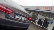 Lada Vesta оказалась в Германии вне конкуренции, фото 1