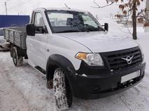 В Ульяновске заметили еще один новый грузовик УАЗ