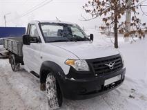 В Ульяновске заметили еще один новый грузовик УАЗ, фото 1