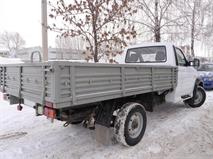 В Ульяновске заметили еще один новый грузовик УАЗ, фото 2
