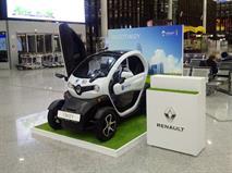Renault создаст в Сочи «зелёные» зоны для электрокаров