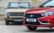 Lada Vesta поступила на рынок Венгрии, фото 1