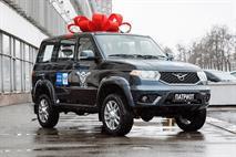 УАЗ «Патриот» подорожал на 25 000 рублей, фото 1