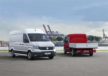 Новый Volkswagen Crafter добрался до России, фото 1
