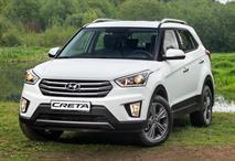 1,6-литровая Hyundai Creta получила полный привод, фото 1