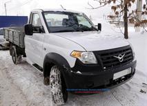 Новый грузовик УАЗа сфотографировали на конвейере, фото 2