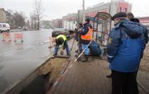 В Ярославле мужчина на светофоре провалился под асфальт, фото 1