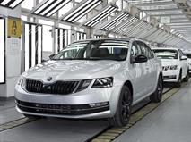 На ГАЗе началась сборка обновленной Octavia