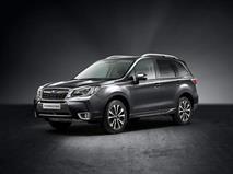 Subaru привезла в Россию лимитированный Forester, фото 1