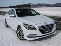 В России завершились продажи Hyundai Genesis
