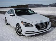В России завершились продажи Hyundai Genesis, фото 1