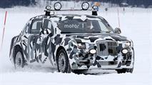 Российский лимузин «Кортеж» заметили на испытаниях, фото 1