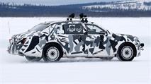 Российский лимузин «Кортеж» заметили на испытаниях, фото 2