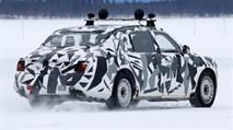 Российский лимузин «Кортеж» заметили на испытаниях, фото 3