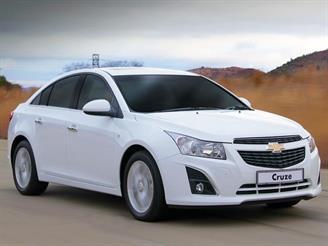 Chevrolet Cruze и Tracker вернутся в РФ под новым брендом