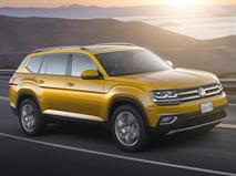 Самый большой кроссовер Volkswagen появится в России в ноябре, фото 1
