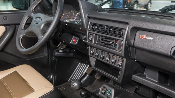 АвтоВАЗ показал кожаный салон эксклюзивной «Нивы», фото 4