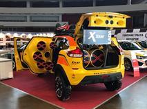 Lada Xray превратили в экстремальный внедорожник, фото 4