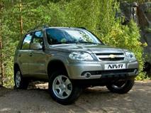 Chevrolet Niva стали собирать в Казахстане, фото 1