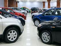 Продажи машин в РФ выросли на рекордные 9,4 процента