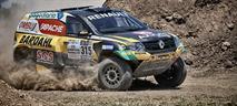 Эксклюзивный Duster Dakar подешевел на 21 тысячу рублей