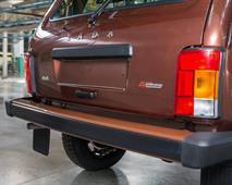 АвтоВАЗ назвал цену эксклюзивной «Нивы» с кожаным салоном, фото 4