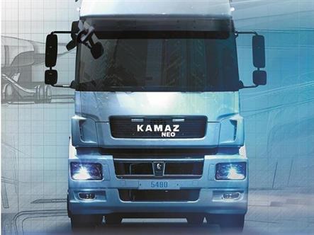 КамАЗ начал сборку грузовиков Neo
