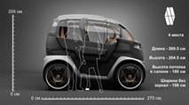 В России создали макет нового автомобиля «Провокатор», фото 7