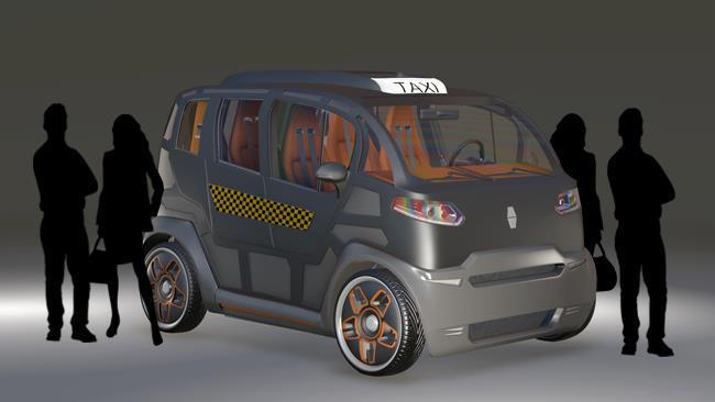 В России создали макет нового автомобиля «Провокатор», фото 9