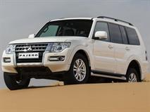В РФ возобновились продажи Mitsubishi Pajero