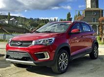 Chery привезла в Россию конкурента Lada Xray