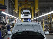 Производство автомобилей в России выросло на 23 процента