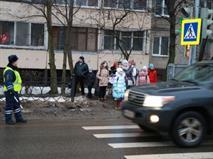 ДПС научат правильно выписывать штрафы за помеху пешеходам, фото 1