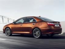 Toyota обновила российскую Camry