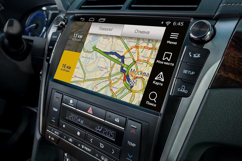 Навигатор «Яндекса» будет платным для такси