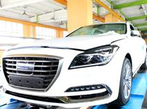 В Калининграде стартовало производство нового Genesis
