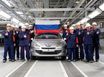Рабочие завода Peugeot-Citroen и Mitsubishi в Калуге пригрозили забастовкой