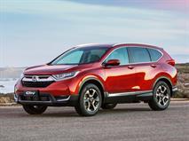 Базовый Honda CR-V станет богаче
