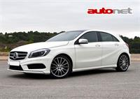 Mercedes-Benz A 180 BlueEFFICIENCY