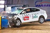 Новый Hyundai Solaris обогнал «Весту» по безопасности, фото 1
